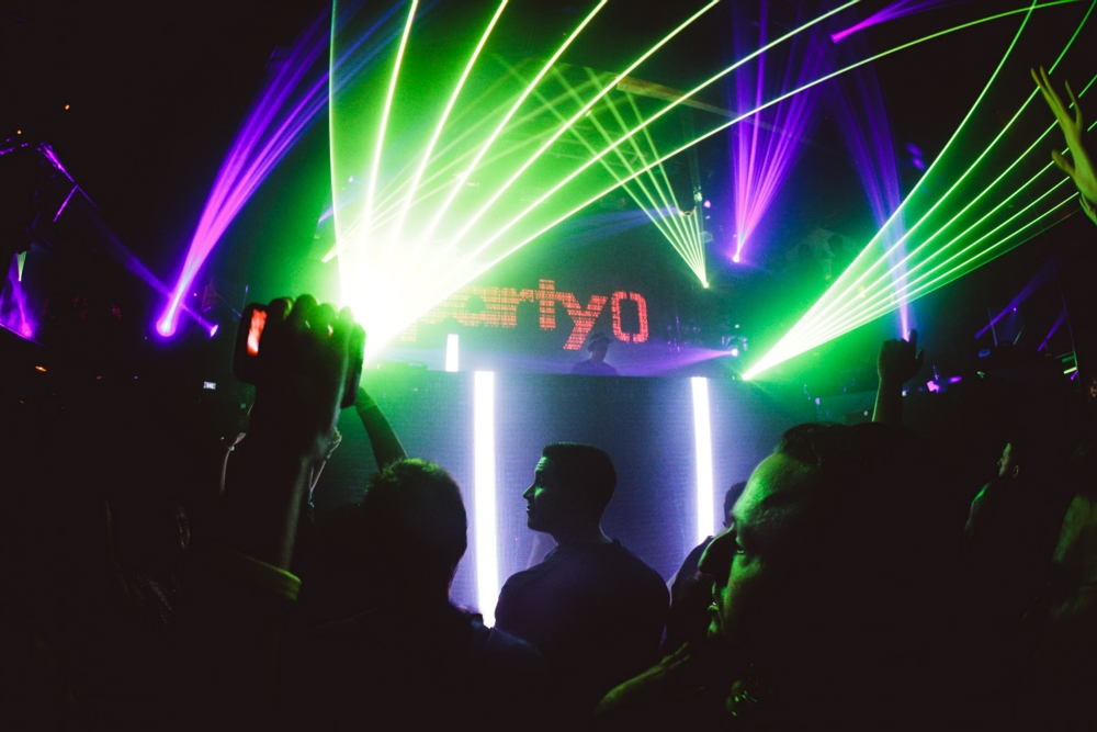 .party() | orlando. Notch + Production Club. dotparty.net